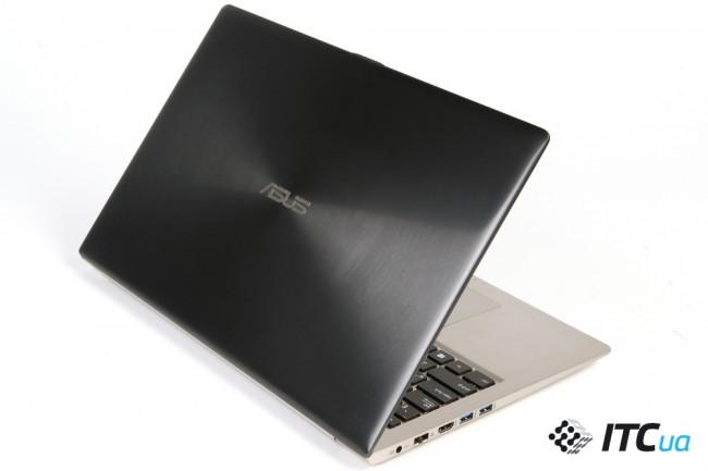 Обзор ноутбука ASUS ZENBOOK U500VZ