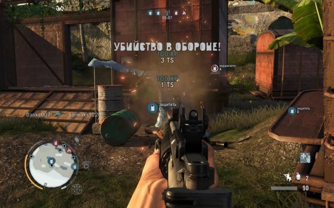 Far Cry 3: убойные каникулы