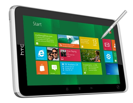 Bloomberg: HTC планирует выпуск Windows-планшетов