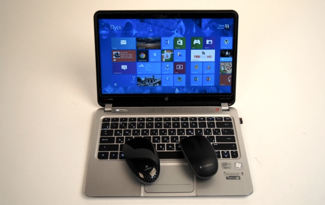 Экспресс-обзор беспроводных мышей Logitech Touch Mouse T620 и Zone Touch Mouse T400