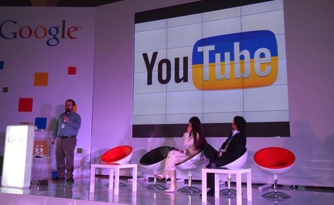 Обновлено: Google официально запускает в Украине YouTube
