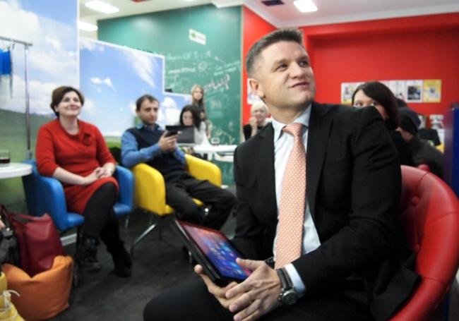 Microsoft: в первый день продаж украинцы купили 3000 обновлений до Windows 8