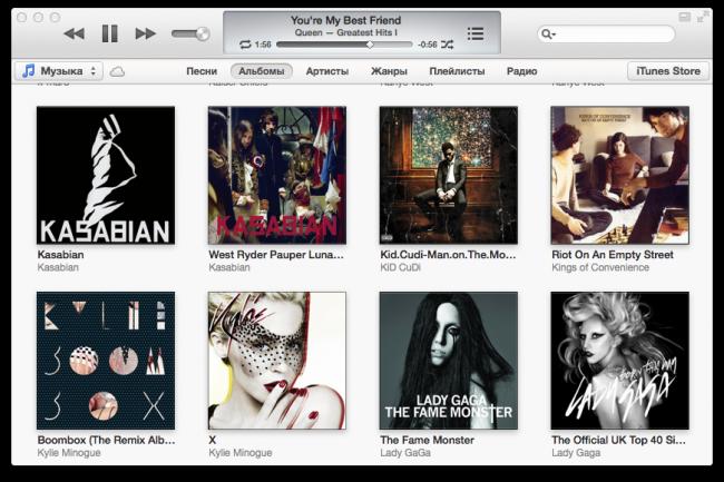 Обзор iTunes 11: новый интерфейс со старыми возможностями