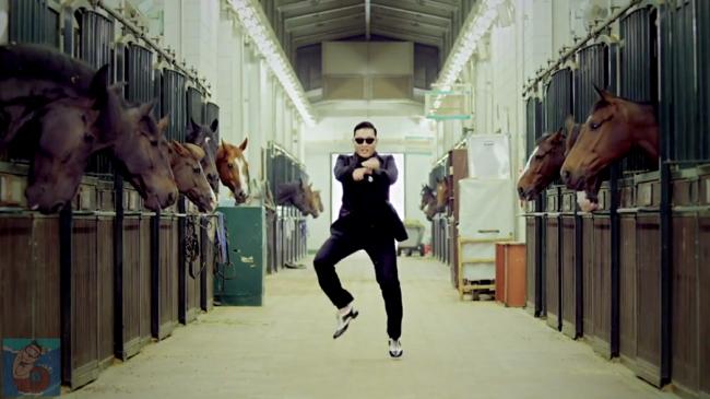 Gangnam Style стало первым видео на YouTube, которое посмотрели больше 1 млрд раз