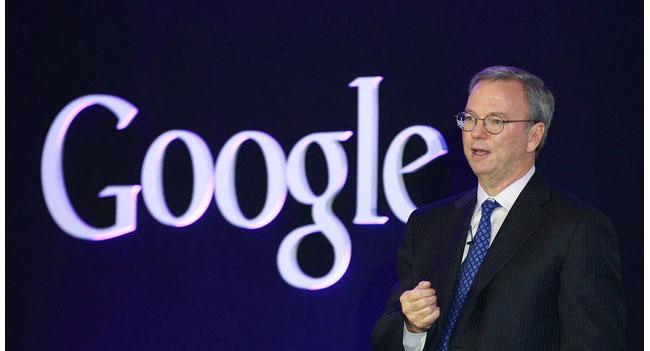 Эрик Шмидт уверен в победе Android над другими мобильными ОС