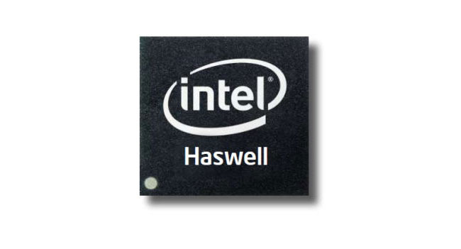 Опубликованы характеристики процессоров Intel Haswell