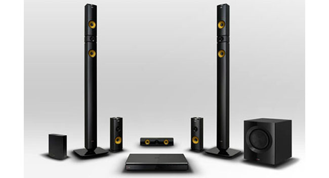 К выставке CES 2013 LG подготовила несколько новинок в сфере аудио-видео устройств