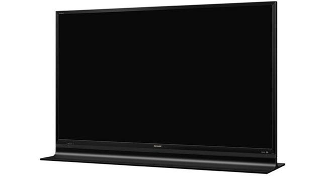 Sharp анонсировала 60-дюймовый телевизор с поддержкой разрешения 4K