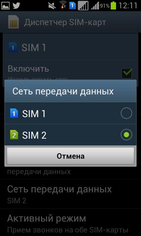 Сравнительный обзор смартфонов с поддержкой двух SIM-карт
