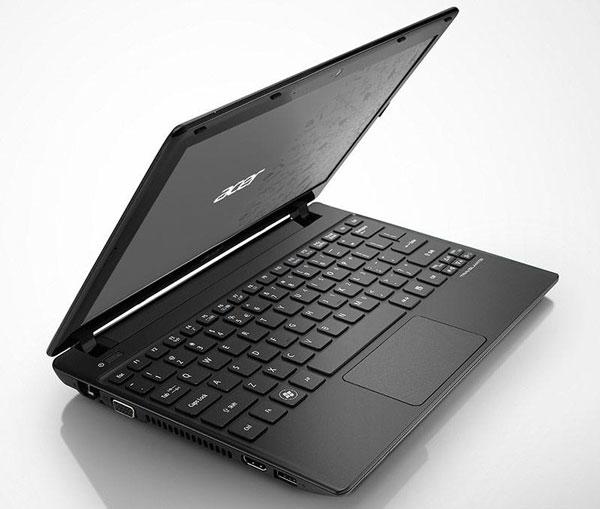 Acer выпустила компактный ноутбук TravelMate B113 для студентов