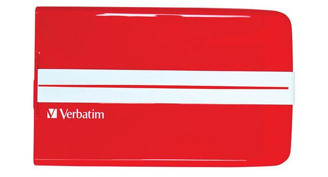 Verbatim представила в Украине портативный накопитель GT SuperSpeed USB 3.0