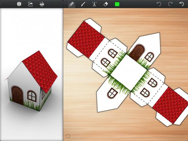 Как сделать телефон и дом из бумаги