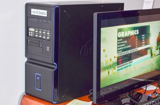 Интегрированную графику процессоров Intel Haswell сравнили с GeForce GT 650M