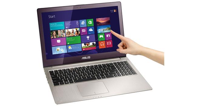 ASUS подготовила к выпуску ультрабук Zenbook Touch U500VZ с сенсорным дисплеем