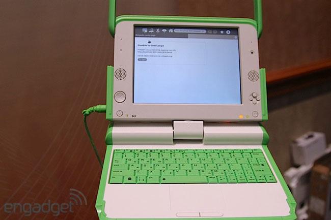 Стали известны некоторые характеристики устройства OLPC XO-4