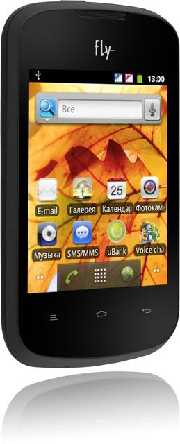 Fly выпустила один из самых доступных Android-смартфонов в Украине