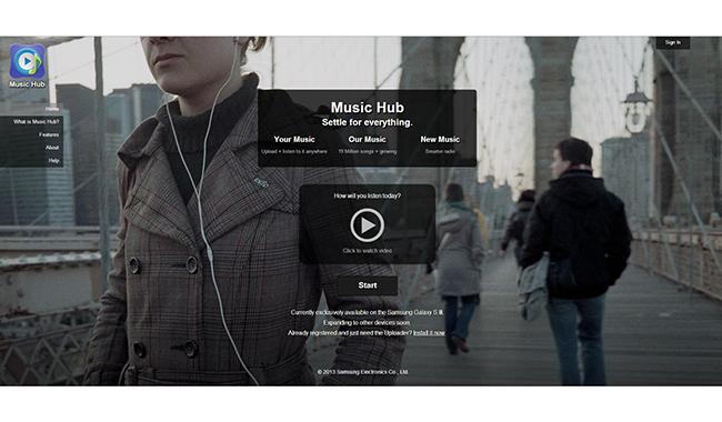Музыкальный сервис Music Hub станет доступен на всех устройствах Samsung и не только