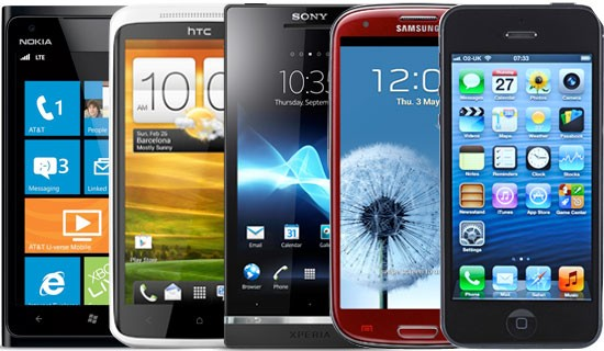 Common Users' Best Choosen Smartphone in the Market around the Globe