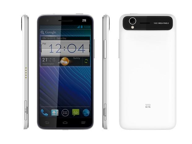 ZTE Grand S - самый тонкий смартфон с 5-дюймовым Full HD-дисплеем