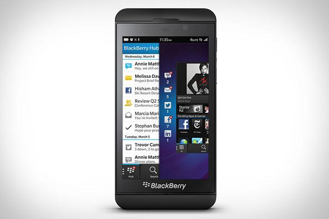 В ОС BlackBerry 10 можно будет запускать приложения для Android 4.1