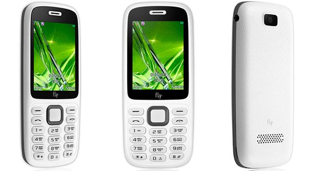Скоро в Украине начнутся продажи доступного телефона Fly DS115 с поддержкой двух SIM-карт