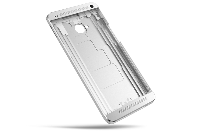 HTC One_Unibody_White