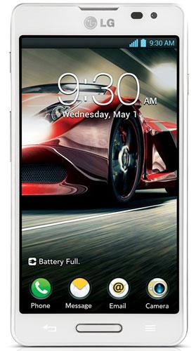 LG представляет линейку смартфонов Optimus F с поддержкой сетей 4G LTE