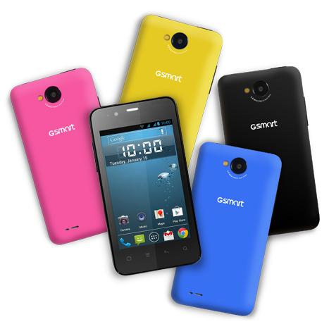 В Украине начались продажи смартфона GigaByte GSmaRt Rio R1 с поддержкой двух SIM-карт