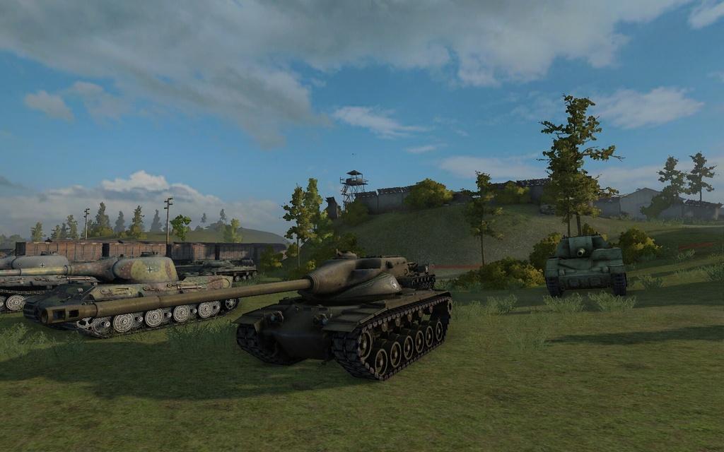 Помимо танков, патч 0.8.2 принес нам еще некоторые важные изменения