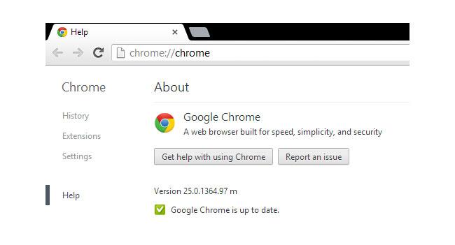 В Chrome 25 добавлено распознавание голоса и заблокирована скрытая установка расширений