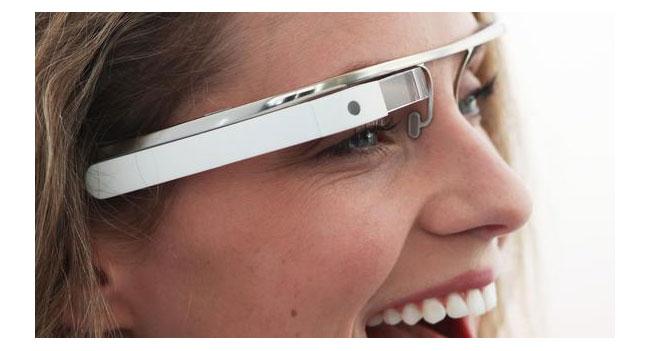 В Google Glass для передачи звука используется воздействие вибрации на кость черепа