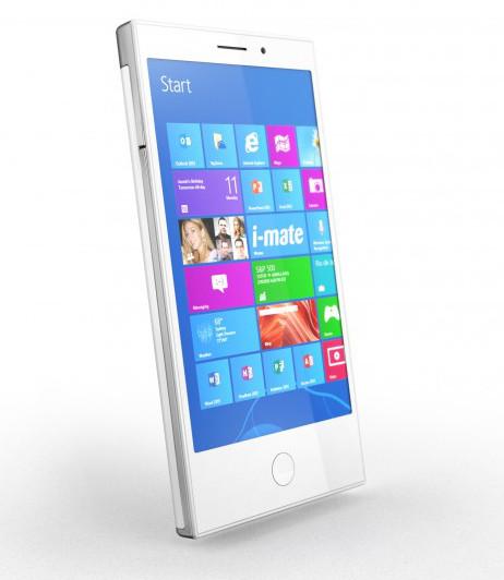 i-mate разработала смартфон с ОС Windows 8 Pro и комплектом вспомогательного оборудования