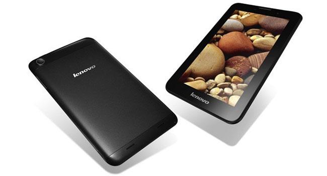 Lenovo анонсировала три Android-планшета