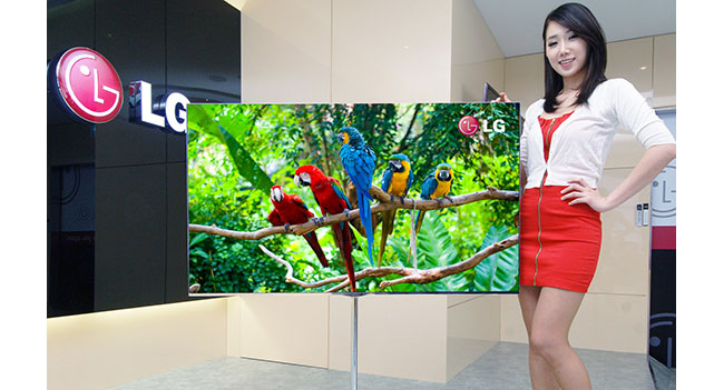 LG Display инвестирует $655 млн в линию по выпуску OLED панелей