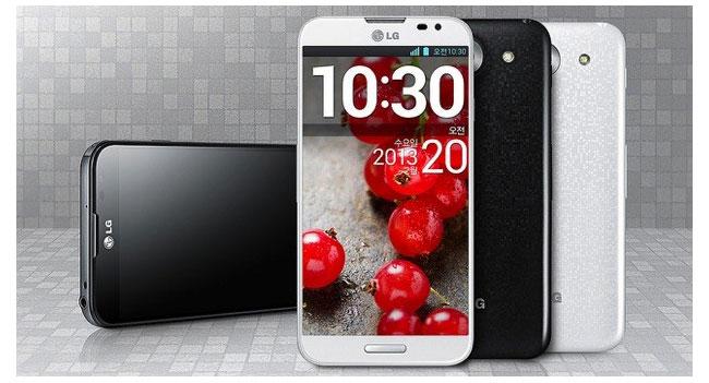 LG официально представила смартфон Optimus G Pro