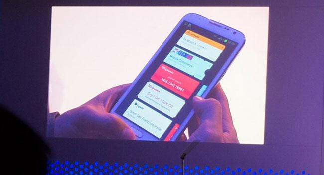 Samsung представила мобильное приложение Wallet для хранения данных об электронных билетах