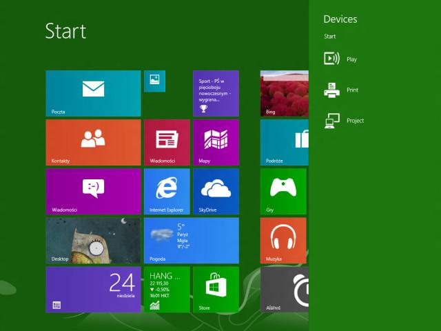 Windows Blue получит больше возможностей настройки плиток и улучшенную многозадачность