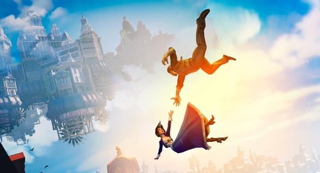 BioShock Infinite: принцесса стоит смерти!