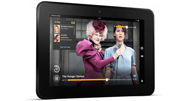 Amazon выводит планшет Kindle Fire HD на новые рынки и снижает его стоимость