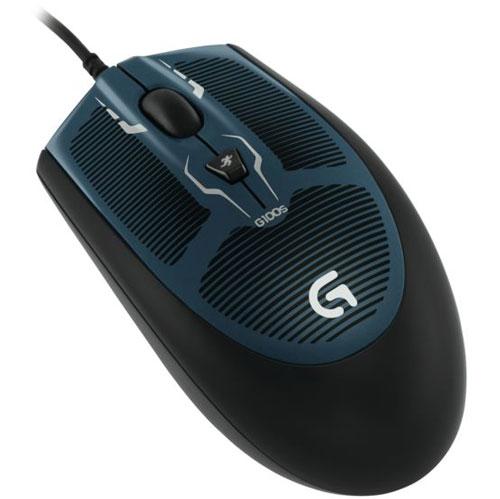 Мышь Logitech G100s Optical Gaming Mouse