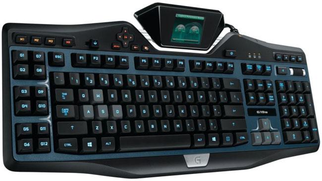 Клавиатура Logitech G19s Gaming Keyboard