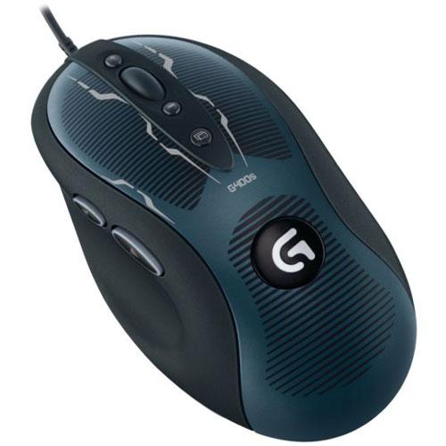 Мышь Logitech G400s Optical Gaming Mouse