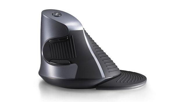 Delux анонсировала компьютерные мышки с вертикальным дизайном