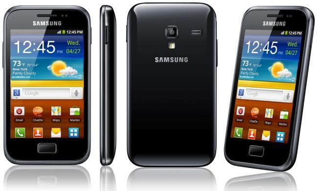 Samsung Galaxy Ace Plus-