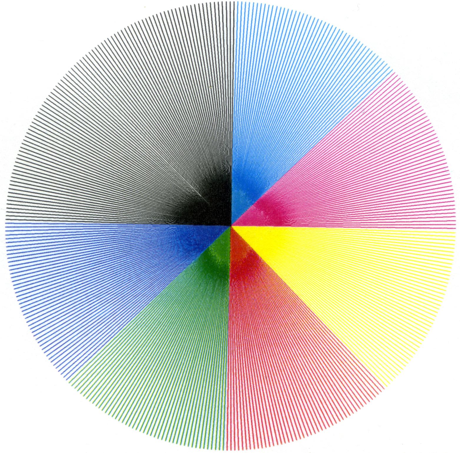 Тестовая картинка для принтера