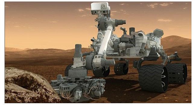 Марсоход Curiosity переведен в «безопасный режим» из-за сбоя основного компьютера