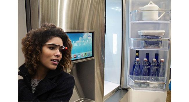 В новом патенте описывается способ управления электронными устройствами при помощи Google Glass