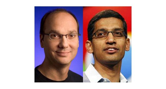 Глава команды по разработке Android Энди Рубин займется новым проектом в Google