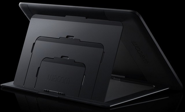 Wacom Cintiq 13HD - новый интерактивный перьевой дисплей с Full HD разрешением