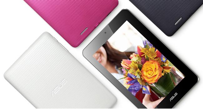 7-дюймовый планшет ASUS MeMo Pad поступил в продажу по цене $149